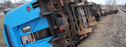 train injury lawsuit