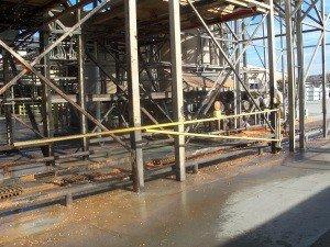 Construction Accident Settlement