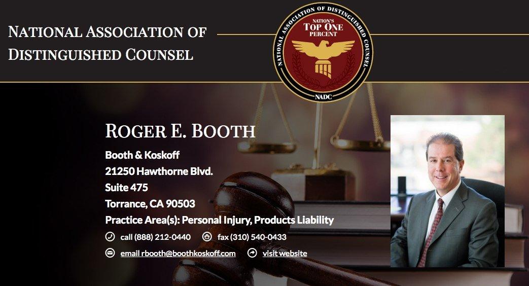 California NADC Attorneys