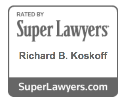 Richard B. Koskoff on Super Lawyers